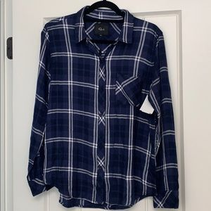 New Rails Flannel